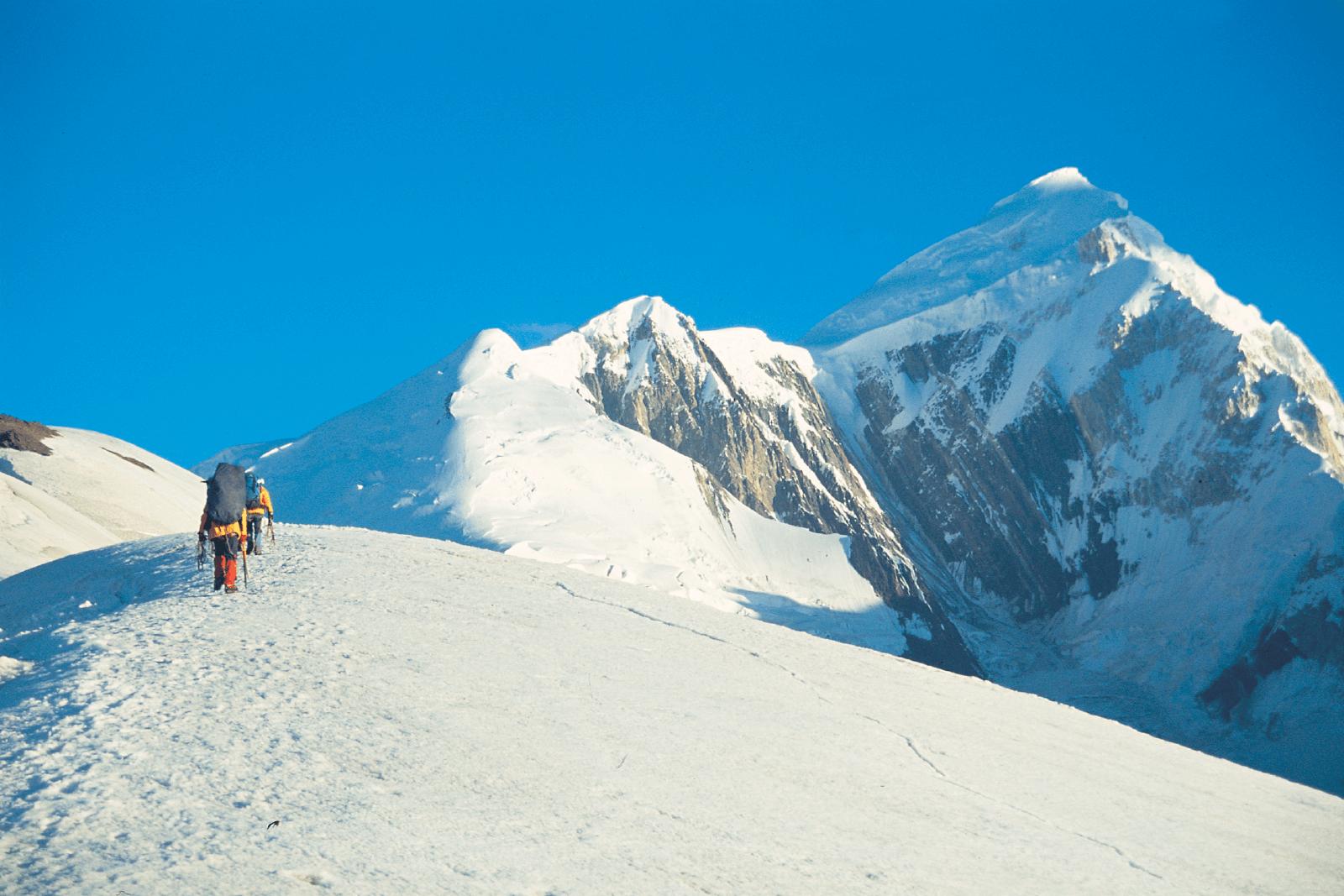 spantik golden peak expedition